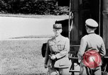 Image of Charles Huntziger Compiegne France, 1940, second 11 stock footage video 65675053123