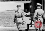Image of Charles Huntziger Compiegne France, 1940, second 12 stock footage video 65675053123