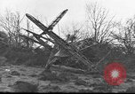 Image of wreckage of planes Petersfield Hampshire United Kingdom, 1936, second 3 stock footage video 65675053127