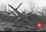 Image of wreckage of planes Petersfield Hampshire United Kingdom, 1936, second 5 stock footage video 65675053127