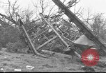 Image of wreckage of planes Petersfield Hampshire United Kingdom, 1936, second 8 stock footage video 65675053127