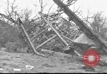 Image of wreckage of planes Petersfield Hampshire United Kingdom, 1936, second 9 stock footage video 65675053127