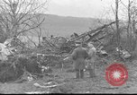Image of wreckage of planes Petersfield Hampshire United Kingdom, 1936, second 10 stock footage video 65675053127