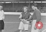 Image of Cinema star Gracie Fields London England United Kingdom, 1936, second 10 stock footage video 65675053129