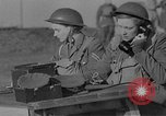 Image of artillery United Kingdom, 1940, second 12 stock footage video 65675053148
