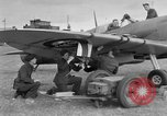 Image of RAF 66 Squadron Spitfire aircraft United Kingdom, 1940, second 2 stock footage video 65675053159
