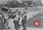 Image of RAF pilots briefing in Battle of Britain United Kingdom, 1940, second 3 stock footage video 65675053160