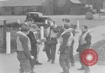 Image of RAF pilots briefing in Battle of Britain United Kingdom, 1940, second 7 stock footage video 65675053160