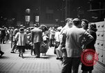 Image of Pennsylvania Railroad Station New York City USA, 1940, second 9 stock footage video 65675053166