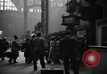 Image of Pennsylvania Railroad Station New York United States USA, 1940, second 3 stock footage video 65675053169