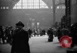 Image of Pennsylvania Railroad Station New York United States USA, 1940, second 8 stock footage video 65675053169