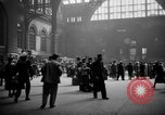 Image of Pennsylvania Railroad Station New York United States USA, 1940, second 11 stock footage video 65675053169