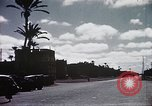 Image of US Air Force officers Morocco North Africa, 1944, second 8 stock footage video 65675053173