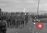 Image of Turkish infantry parade Sivas Turkey, 1919, second 10 stock footage video 65675053204