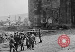 Image of Old Turkish gate and minarets Erzurum Turkey, 1919, second 2 stock footage video 65675053208
