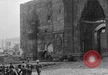 Image of Old Turkish gate and minarets Erzurum Turkey, 1919, second 5 stock footage video 65675053208