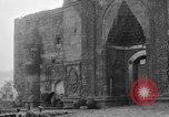 Image of Old Turkish gate and minarets Erzurum Turkey, 1919, second 7 stock footage video 65675053208