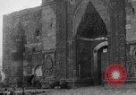 Image of Old Turkish gate and minarets Erzurum Turkey, 1919, second 8 stock footage video 65675053208