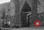 Image of Old Turkish gate and minarets Erzurum Turkey, 1919, second 9 stock footage video 65675053208