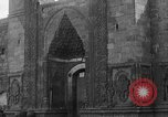 Image of Old Turkish gate and minarets Erzurum Turkey, 1919, second 12 stock footage video 65675053208