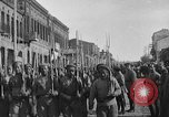 Image of Armenian troops parade Kars Armenia, 1919, second 7 stock footage video 65675053209