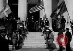 Image of Admiral Mark L Bristol Athens Greece, 1920, second 1 stock footage video 65675053223