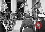Image of Admiral Mark L Bristol Athens Greece, 1920, second 3 stock footage video 65675053223