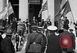Image of Admiral Mark L Bristol Athens Greece, 1920, second 4 stock footage video 65675053223