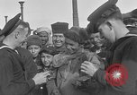 Image of American sailors Constantinople Turkey, 1920, second 4 stock footage video 65675053225