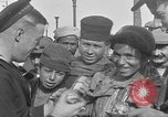 Image of American sailors Constantinople Turkey, 1920, second 9 stock footage video 65675053225