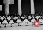Image of Dancers and musicians perform in Zappeion Hall  Athens Greece, 1920, second 10 stock footage video 65675053228