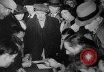 Image of people casting votes France, 1936, second 10 stock footage video 65675053230