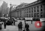 Image of May Day Parade New York City USA, 1941, second 7 stock footage video 65675053241