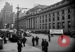 Image of May Day Parade New York City USA, 1941, second 10 stock footage video 65675053241