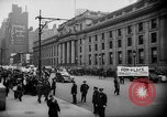 Image of May Day Parade New York City USA, 1941, second 11 stock footage video 65675053241