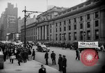 Image of May Day Parade New York City USA, 1941, second 12 stock footage video 65675053241