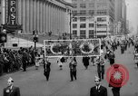 Image of May Day Parade New York City USA, 1941, second 2 stock footage video 65675053242