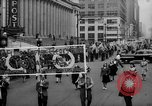 Image of May Day Parade New York City USA, 1941, second 8 stock footage video 65675053242