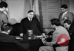 Image of Mayor F H LaGuardia New York City USA, 1941, second 3 stock footage video 65675053244