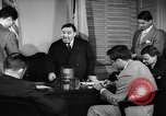 Image of Mayor F H LaGuardia New York City USA, 1941, second 12 stock footage video 65675053244