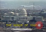 Image of Ronald Reagan Washington DC USA, 1981, second 5 stock footage video 65675053260