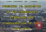 Image of Ronald Reagan Washington DC USA, 1981, second 8 stock footage video 65675053260