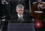 Image of President elect Ronald Reagan Washington DC USA, 1981, second 11 stock footage video 65675053262