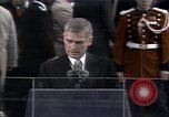 Image of President elect Ronald Reagan Washington DC USA, 1981, second 12 stock footage video 65675053262
