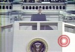 Image of George H W Bush Washington DC USA, 1981, second 5 stock footage video 65675053263