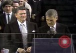 Image of Ronald Reagan Washington DC USA, 1981, second 9 stock footage video 65675053265