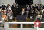 Image of President Ronald Reagan Washington DC USA, 1981, second 4 stock footage video 65675053267
