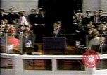Image of President Ronald Reagan Washington DC USA, 1981, second 1 stock footage video 65675053268