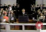 Image of President Ronald Reagan Washington DC USA, 1981, second 8 stock footage video 65675053268