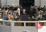 Image of President Ronald Reagan Washington DC USA, 1981, second 8 stock footage video 65675053269